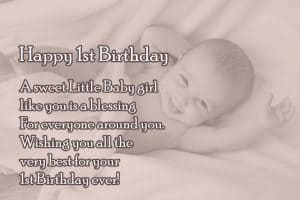 Lovely Wishes For Baby