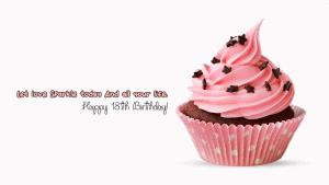 Happy 18th Birthday 3
