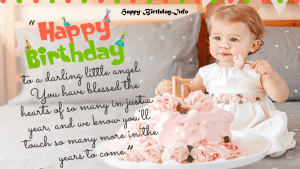 Special 1st Birthday Wishes