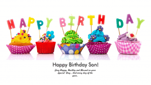 Happy Birthday Son 5