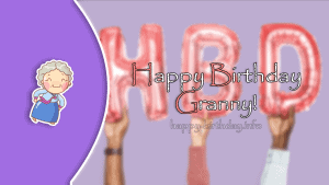 Happy Birthday Wishes, Messages, and Quotes For Grandma
