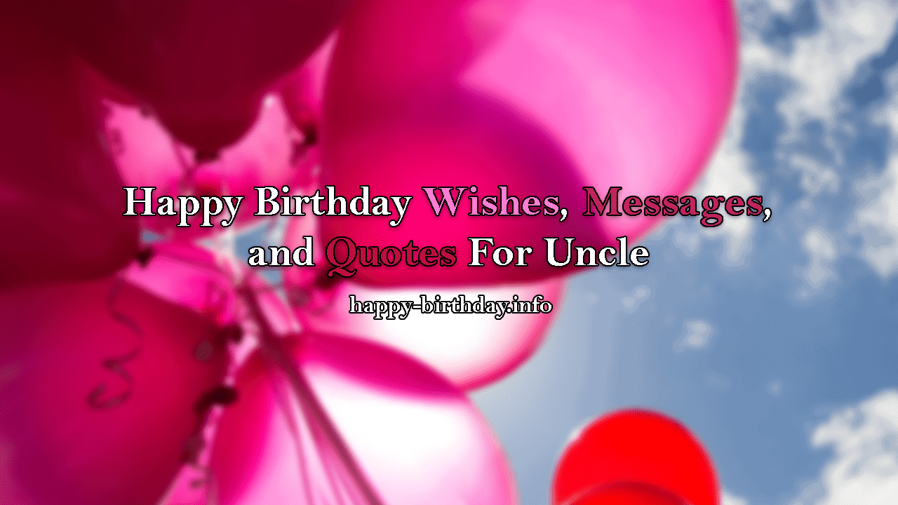 Marvelous Happy Birthday Wishes Messages And Quotes For Uncle Funny Birthday Cards Online Fluifree Goldxyz