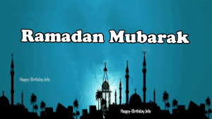 Happy Ramadan Wishes