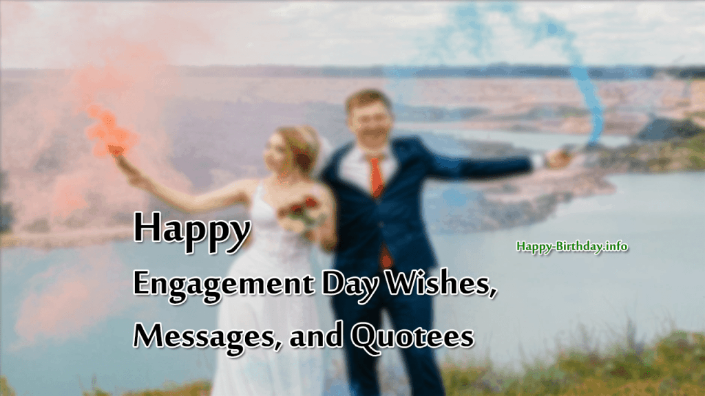 Happy Engagement Day Wishes, Messages, and Quotes