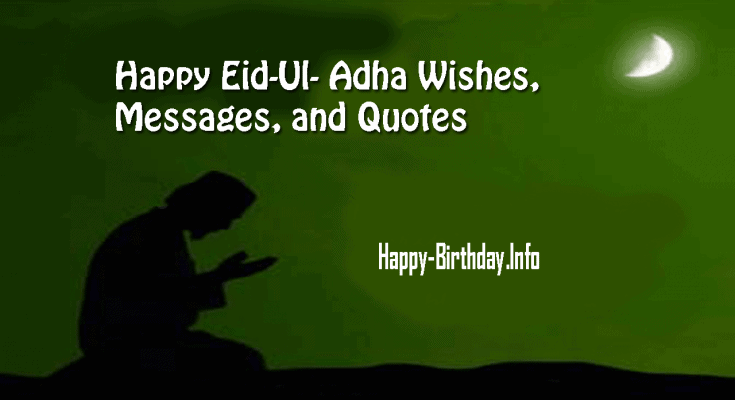 Happy Eid-Ul-Adha Wishes, Messages, And Quotes