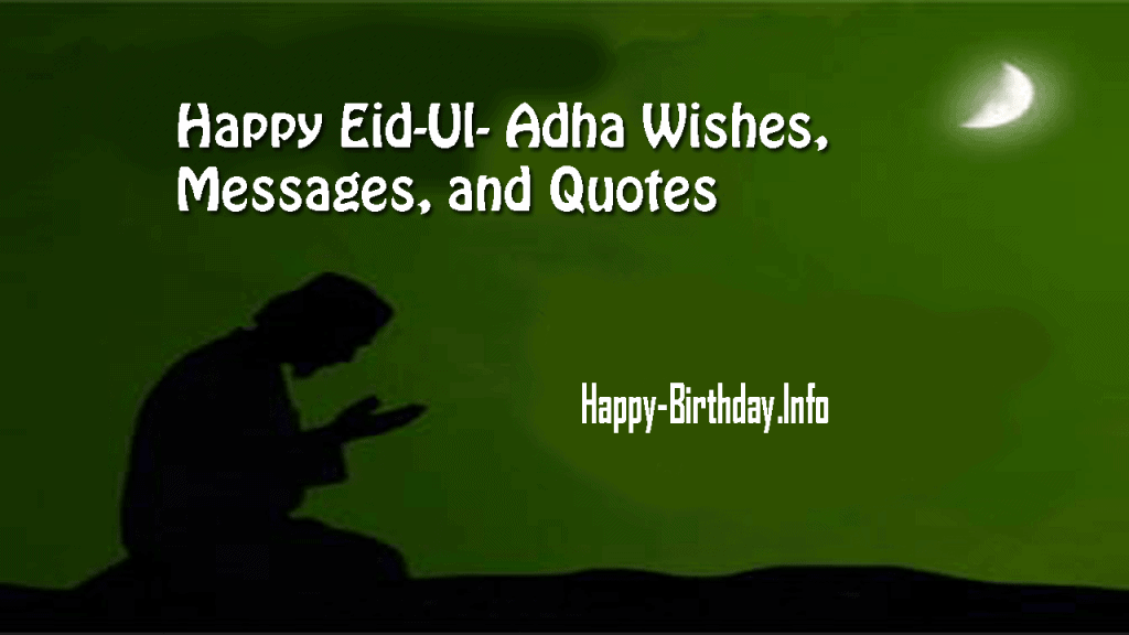 30+ Happy Eid-Ul-Adha Wishes, Messages, And Quotes