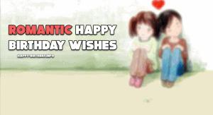 Romantic Happy Birthday