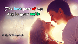 Romantic I Love You Wishes