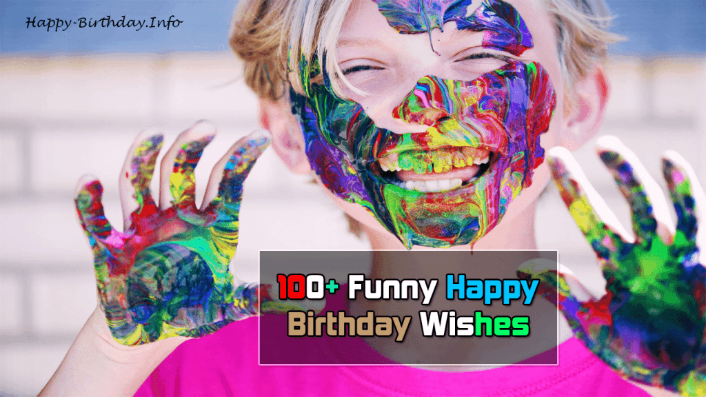 100+ Funny Birthday Wishes