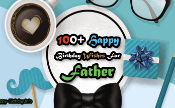 100+ Happy Birthday Wishes For Father