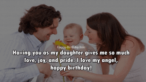 100+ Happy Birthday Wishes For Daughter
