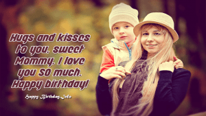 Attractive Birthday Wishes For Mother