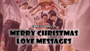 Merry Christmas Love Messages