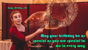 Birthday Wishes for Favourite Actress