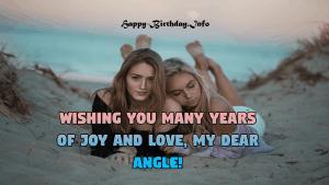 Happy Birthday to My Favorite Lady